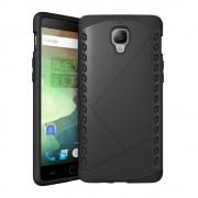 ONEPLUS 3 cover hybrid sort Mobiltelefon tilbehør
