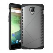 ONEPLUS 3 cover hybrid grå Mobiltelefon tilbehør