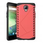 ONEPLUS 3 cover hybrid rød Mobiltelefon tilbehør