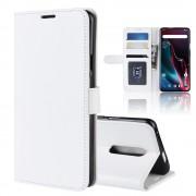 hvid Vilo flip cover Oneplus 7 Pro Mobil tilbehør
