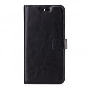 ONEPLUS 3 cover m kort lommer sort Mobiltelefon tilbehør