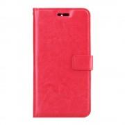 ONEPLUS 3 cover m kort lommer rød Mobiltelefon tilbehør