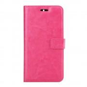 ONEPLUS 3 cover m kort lommer rosa Mobiltelefon tilbehør