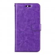 ONEPLUS 3 cover m kort lommer lilla Mobiltelefon tilbehør