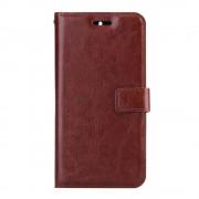 ONEPLUS 3 cover m kort lommer brun Mobiltelefon tilbehør
