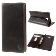 ONEPLUS 3 cover wax brun Mobiltelefon tilbehør