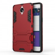 Oneplus 3/3T rød beskyttelses cover solid hybrid Mobiltelefon tilbehør