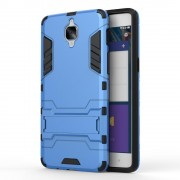 Oneplus 3/3T lyseblå cover solid hybrid Mobiltelefon tilbehør Leveso.dk