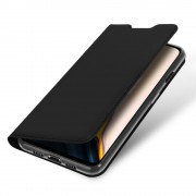 sort Slim flip etui Oneplus 7 Mobil tilbehør