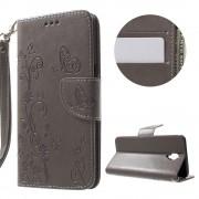 Oneplus 3T / 3 læder cover med lommer og mønster,Oneplus 3T covers