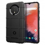 Rugged Shield case Oneplus 7T sort Mobil tilbehør
