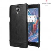 Oneplus 3 - 3T cover Pierre Cardin design læder Mobiltelefon tilbehør