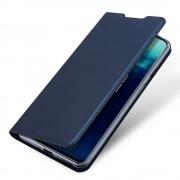 blå Slim flip etui Oneplus 7T Pro Mobil tilbehør