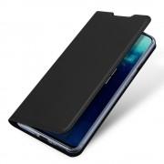 sort Slim flip etui Oneplus 7T Pro Mobil tilbehør