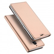 Oneplus 3T / 3 cover slim med kort lomme rosa guld, Oneplus 3T cover og Mobil tilbehør hos Leveso.dk