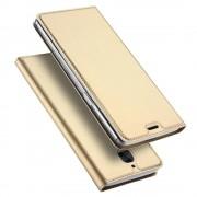 Til Oneplus 3T / 3 cover slim med kort lomme guld, Oneplus 3T cover og Mobil tilbehør