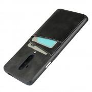 sort Combi case m lommer OnePlus 7T Pro Mobil tilbehør