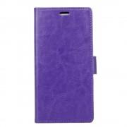 Oneplus 5 flip cover med lommer lilla Mobil tilbehør