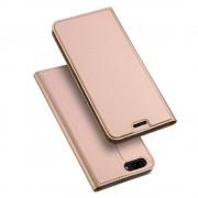 Oneplus 5 slim cover rosaguld med kort lomme Mobilcovers