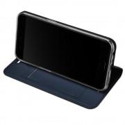 Oneplus 5 slim cover mørke blå med kort lomme Mobilcovers