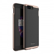 Defender tpu cover Oneplus 5 rosaguld Mobilcovers