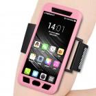 Oneplus 5 pink fitness sports løbe armbånd Mobiltilbehør