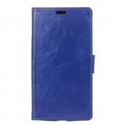 til Nokia 8 flip cover med lommer blå Mobilcovers