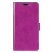 Nokia 8 lilla flip cover med lommer Mobilcovers