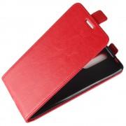 Nokia 8 vertikal cover med lomme rød Mobilcovers