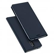 Nokia 8 slim cover med lomme mørkeblå Mobilcovers