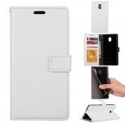 Klassisk flip cover hvid Nokia 3 Mobilcovers