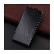 Vertikal flip cover sort Nokia 3 Mobilcovers