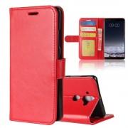 Vilo flip cover rød Nokia 8 Sirocco Mobilcover