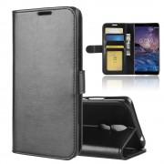 Vilo flip cover sort Nokia 7 plus Mobil tilbehør
