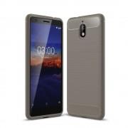 C-style Armor cover grå Nokia 3.1 (2018) Mobil tilbehør