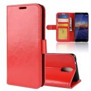 Vilo flip cover rød Nokia 3.1 (2018) Mobil tilbehør