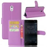 Vilo flip cover lilla Nokia 3 Mobilcovers