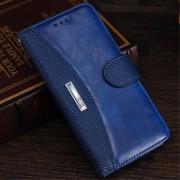 pung cover mørkeblå Nokia 6 med kortholder Mobil cover