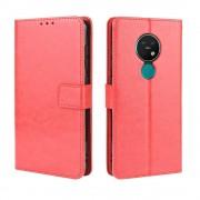 rød IGO flip etui Nokia 6.2 / 7.2 Mobil tilbehør