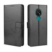 sort IGO flip etui Nokia 6.2 / 7.2 Mobil tilbehør