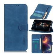 blå Vintage etui Nokia 6.2 / 7.2 Mobil tilbehør