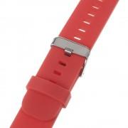 Samsung Gear S2 classic rød silikone urrem, Smartwatch tilbehør