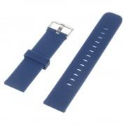 Samsung Gear S2 classic blå silikone urrem Smartwatch tilbehør