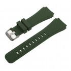 Sports silikonerem armygrøn Galaxy Watch 46mm Smartwatch tilbehør