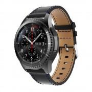 Samsung Gear S3 læder rem S-line Smartwatch tilbehør hos Leveso.dk
