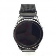 Samsung Gear S2 classic mesh lænke i rustfri stål Smartwatch tilbehør hos Leveso.dk