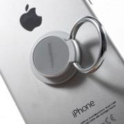 sølv MG finger ring holder / stander til mobil Universal tilbehør