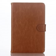 Retro cover Ipad mini 4 med kort lommer lysebrun Ipad og Tablet tilbehør