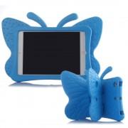 IPAD MINI 1 2 3 børnecover sommerfugl blå Ipad ogTablet tilbehør