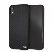 blå BMW M combi case Iphone Xr Mobil tilbehør